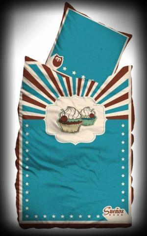 Suenos Bedclothing Delicious Cupcakes