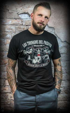 T-Shirt - Tornados del Pacifico