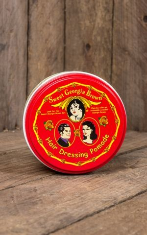 Sweet Georgia Brown Pomade -Red-
