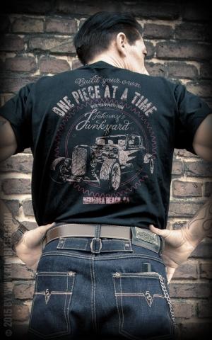 Rumble59 - Johnnys Junkyard - T-Shirt