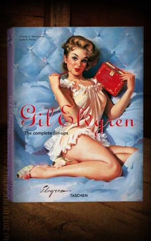 Gil Elvgren - The Complete Pin-Ups