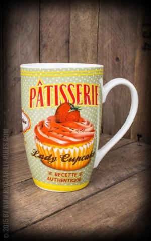 Mug - Lady Cupcake