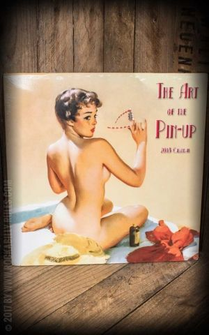 Calendrier 2018 - The Art of the Pin-up