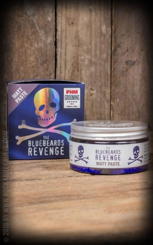 The Bluebeards Revenge Pomade Matt Paste