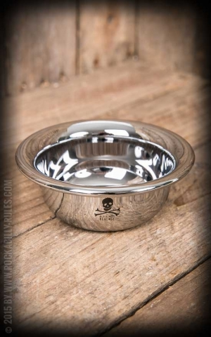 The Bluebeards Chromed Shaving Bowl