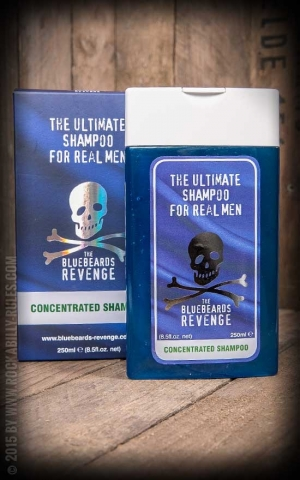 The Bluebeards Revenge Shampoo