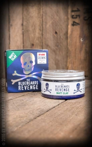 The Bluebeards Revenge Pomade Matt Clay