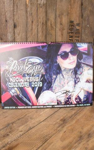 Pixeleye Calendar 2019