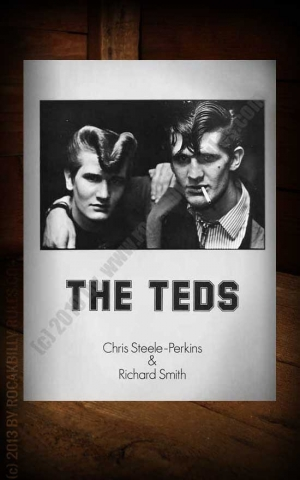 The Teds - written by Chris Steele Perkins