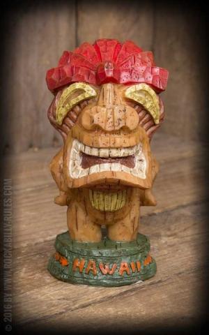 Tiki Menehune Figurine - Aloha Tiki