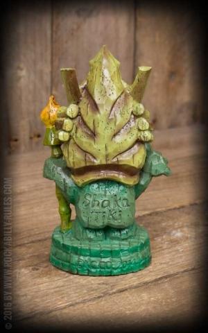 Tiki Hawaii Figur - Shaka Tiki