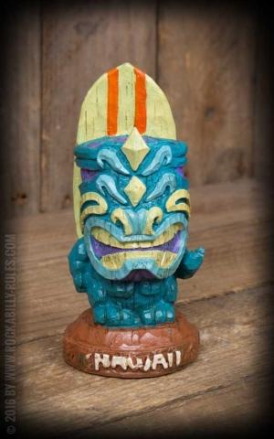 Tiki Menehune Figurine - Surf Tiki