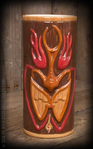 Tiki Mug - Flame-A-Huna
