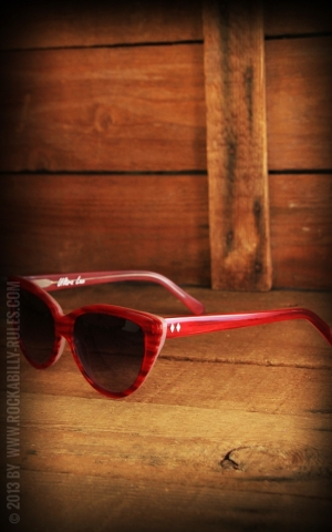 Tres Noir Sonnenbrille - Ultra Lux - Strawberry & Cream