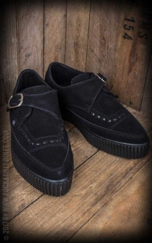 TUK - Creeper Pointed Monk Buckle EZC