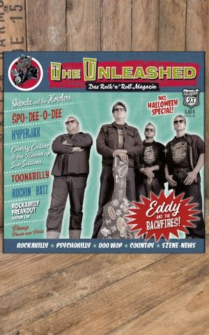 The Unleashed 53 #23