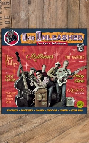 The Unleashed 53 #18