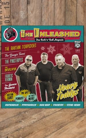 The Unleashed 53 #24