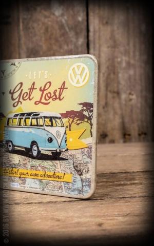 Untersetzer VW Bulli Lets Get Lost