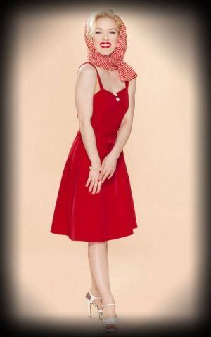 Very Cherry - Robe Sunny