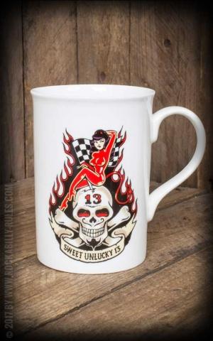 Vince Ray Experience - Coffee Mug Sweet Unlucky 13