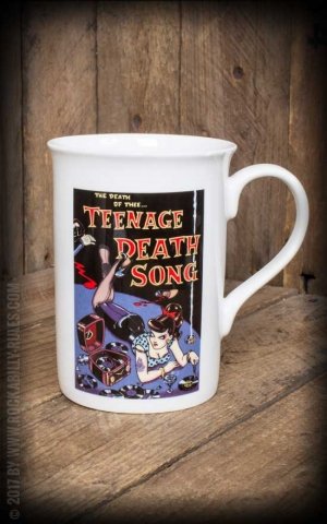 Vince Ray Experience - Kaffeetasse Teenage Death Song