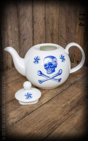 Vince Ray Experience - Teekanne Skull | Totenkopf