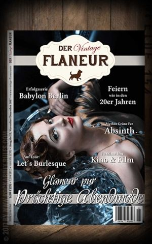 Vintage Flaneur #25