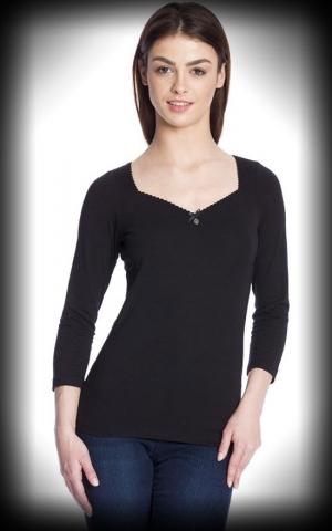 Vive Maria - Shirt Black Noon, black