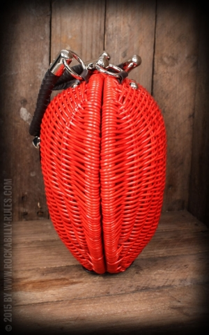 Voodoo Vixen Braid Purse Marilyn