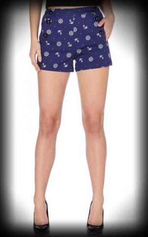 Voodoo Vixen Shorts - Tina