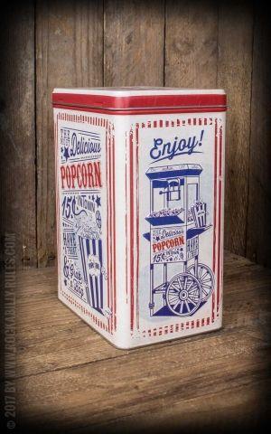 Vorratsdose L - Popcorn
