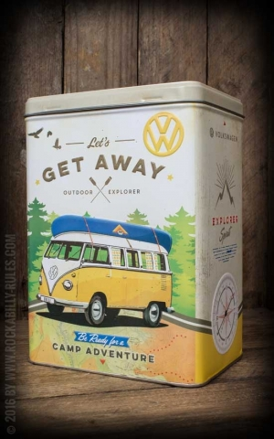 Boîte a provisions VW Bulli - Lets Get Away!