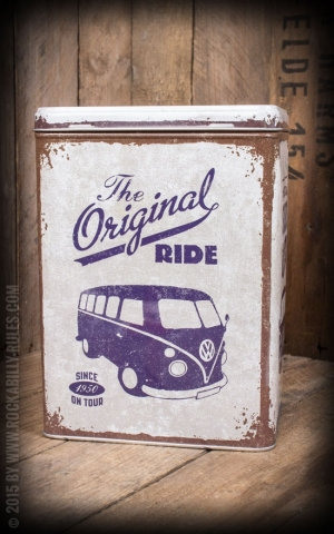 Tin can - VW Bulli - The Original Ride
