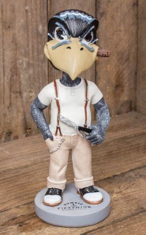Rumble59 - Schmiere - Wackelkopf Figur | Wobbler Bob the Earcutter