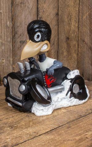 Rumble59 - Schmiere - Wackelkopf-Figur | Wobbler Flathead Freddie
