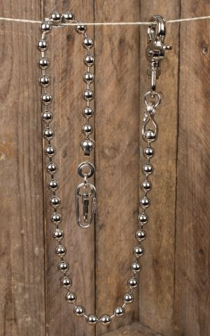 Wallet Chain | Geldbeutelkette Kugeldesign