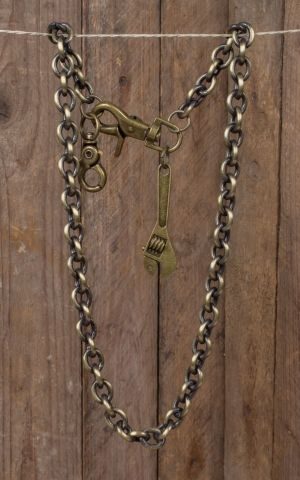 Wallet Chain | Geldbeutelkette Rocking Wrench