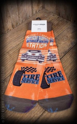 Chaussettes for Hommes Car Station