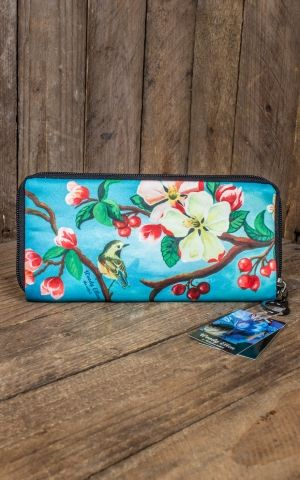 Woody Ellen Pin-Up Purse Blossom
