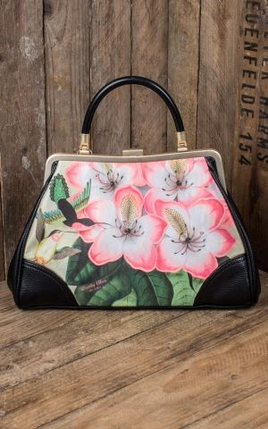 Woody Ellen Pin-Up Handtasche Libre