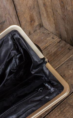 Woody Ellen Pin-Up Handtasche Libre