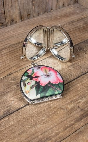 Woody Ellen Pin-Up miroir de poche Libre