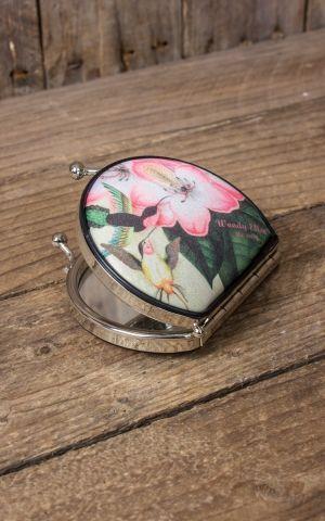 Woody Ellen Pin-Up Taschenspiegel Libre