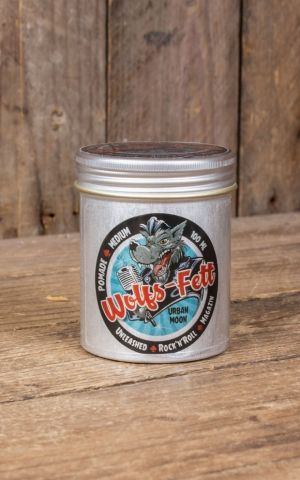 Wolfs-Fett Pomade Urban Moon, medium