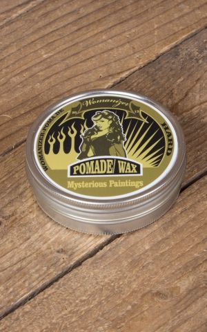 Womanizer Pomade Mysterious Painting, strong