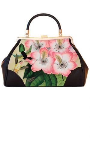 Woody Ellen Pin-Up Handbag Libre