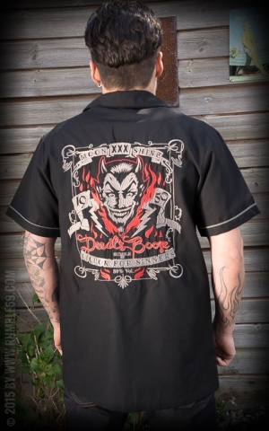 Rumble59 - Worker Shirt - Devils Booze