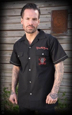 Rumble59 - Worker Shirt - Devils Booze