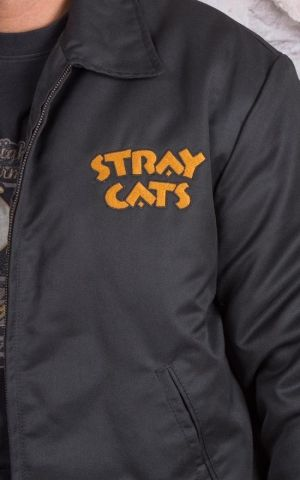 Workerjacke - Stray Cats - Rock this town